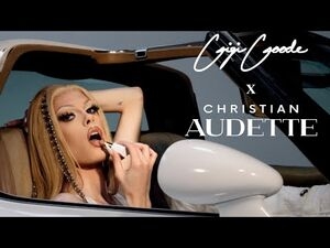 Gigi Goode x Christian Audette - Collection Reveal & Tutorial