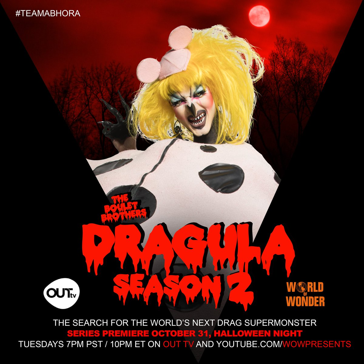 The Boulet Brothers' DRAGULA (Season 2)/Queens' Looks
