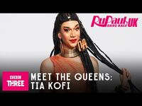 Tia Kofi - RuPaul's Drag Race UK Series 2
