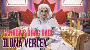 Canada's Drag Race Meet Ilona Verley