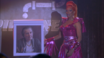 Golda in Girl You're A Woman Musical Number in S 1 E 2
