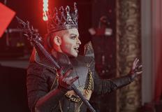 Landon Crowned