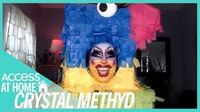 Crystal Methyd on Access at Home