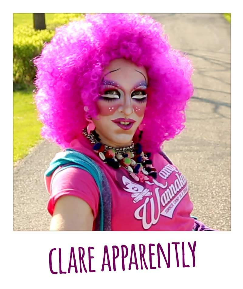 Clare Apparently