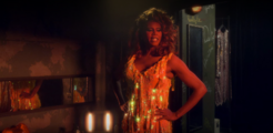 Ruby as Tina Turner in S1 E2