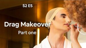 S2 E5 My First Ever Drag Makeover by Miss Envy Peru - Part 1 The Gay Explorer