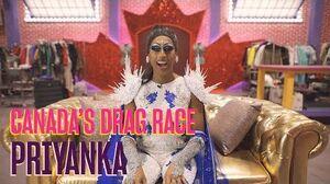 Canada's Drag Race Meet Priyanka