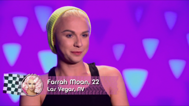 Farrah Moan confessional