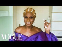 Symone's Guide to Regal, Runway-Ready Makeup - Beauty Secrets - Vogue