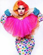 Jaymes Mansfield, Club Kid