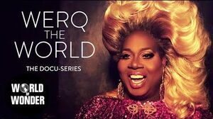 "WERQ THE WORLD Exclusive Clip ""Latrice Royale"" - Pre-Show Jitters"