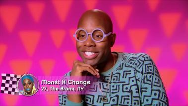 Monét X Change confessional