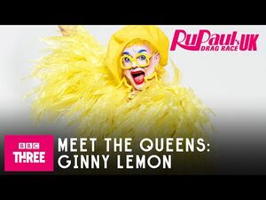 Meet Ginny Lemon - RuPaul's Drag Race UK Series 2