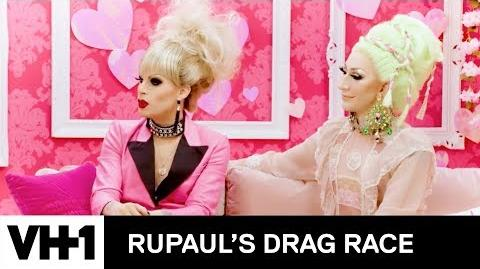 RuPaul's Drag Race All Stars 4 RuVeal ⭐️ ft