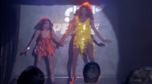 Alma and Ruby dancing to Proud Mary as Tina Turner S1 E2