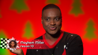 Mayhem Miller (Xmas) confessional
