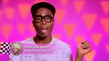 Monique Heart confessional
