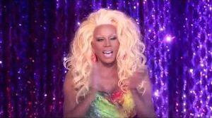 RuPaul's Drag Race Lip Sync Carmen Carrera VS Raja