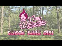 Camp Wannakiki Season 3 Cast Reveal