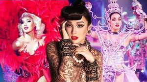 All of Kandy Zyanide's Runway Looks Drag Race Thailand