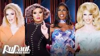 Queens Answer- Who R U? - All Stars 5