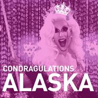 AlaskaCondragulations