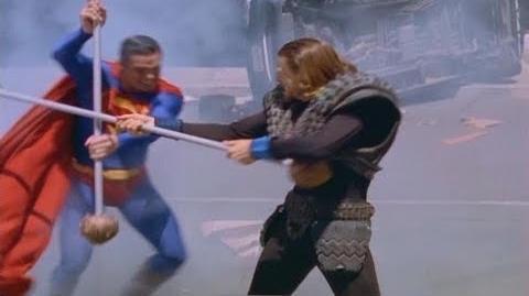 Superman bat Lord Nor