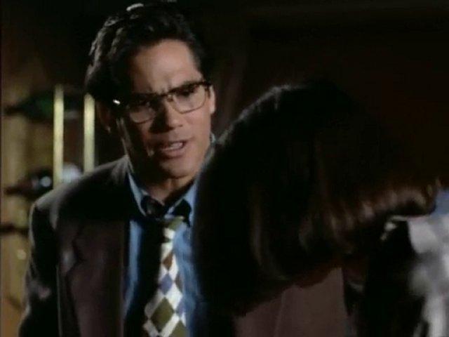Grosse dispute entre Lois et Clark