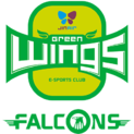 Jin Air Green Wings Falconslogo square.png