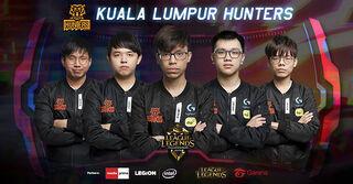 Kuala Lumpur Hunters Roster 2018 Spring.jpg