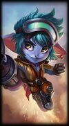 Skin Loading Screen Rocket Girl Tristana.jpg