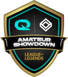QLASH Amateur Showdown logo.png