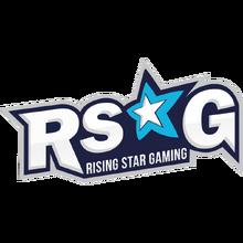 Rising SuperStar Gaminglogo square.png