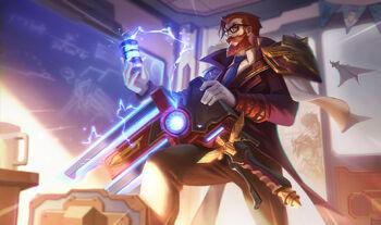 Skin Splash Battle Professor Graves.jpg