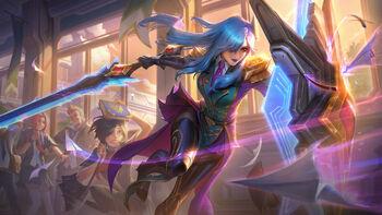 Skin Splash Battle Academia Leona.jpg