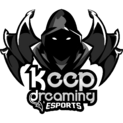 KeepDreaming Esportslogo square.png