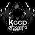 KeepDreaming Esportslogo square.png