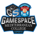 Gamespace Mediterranean College Esportslogo square.png
