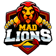 MAD Lions E.C. Colombialogo square.png