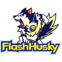 Flash Huskylogo square.png