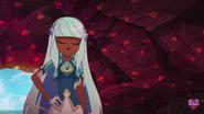 Talia confirms the Iris`words