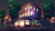 Evening smoothie bar