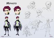 Mephisto concept art