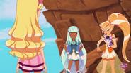Auriana interrupts Talia