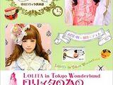 Lolita in Tokyo Wonderland