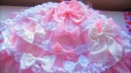 DIY Fancy Sweet Lolita Fashion Inspired Dress for Anime Conventions!