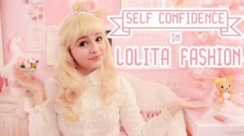 Self Confidence in Lolita Fashion