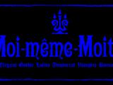 Moi-Meme-Moitie