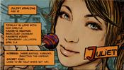Juliet Starling Fact Screen