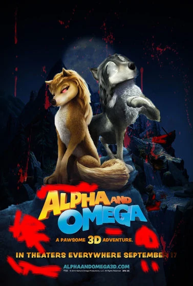 Alpha and Omega: Haunted DVD